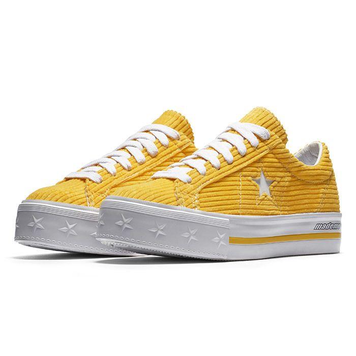 Converse Mademe Yellow