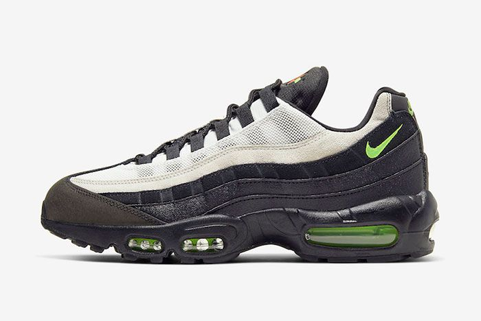 Nike Air Max 95 Essential At9865 004 Lateral