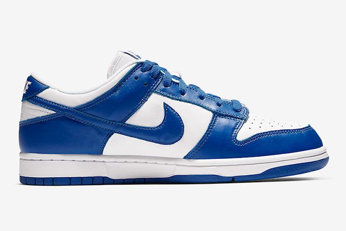 Nike Dunk Low Kentucky Cu1726 100 Release Date 2 Official