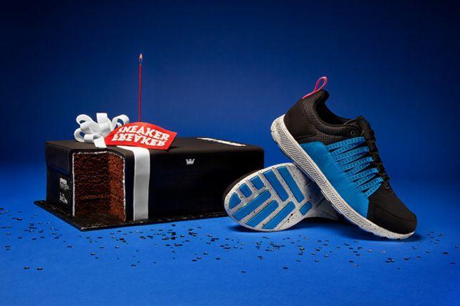 Supra Sneaker Freaker Owen Blueballs 10 Years Celbration 1