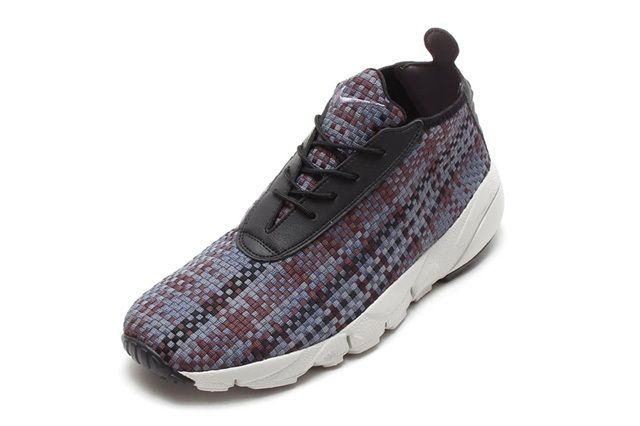 Nike Air Footscape Desert Chukka Purple Steel 1
