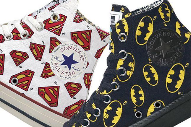 Converse Dc Comics Collection Superman Batman 13 1