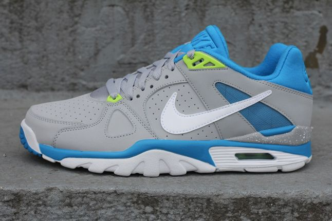 Nike Air Trainer Low Wolf Grey 01 1