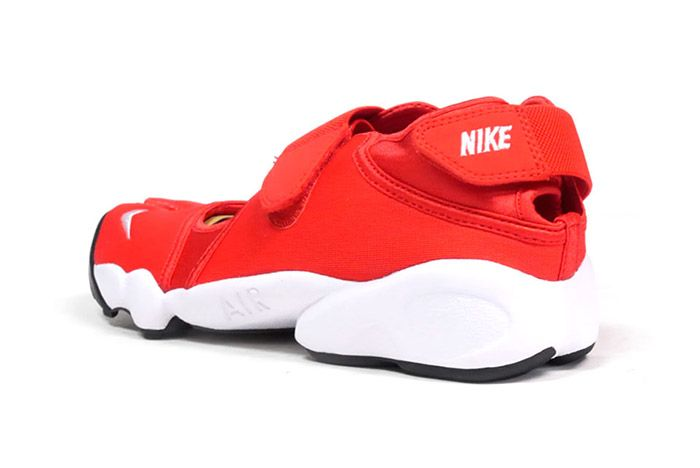 Nike Air Rift Nonfuture Red 2
