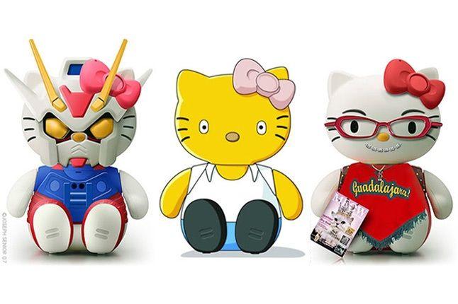 Hello Kitty Star Wars Simpsons 6 1
