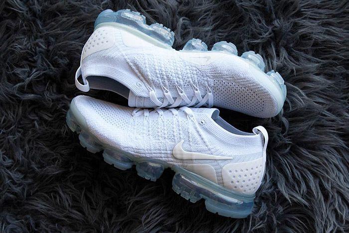 Nike Vapormax 2 White Platinum 1