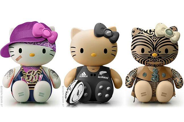 Hello Kitty Star Wars All Blacks 6 1