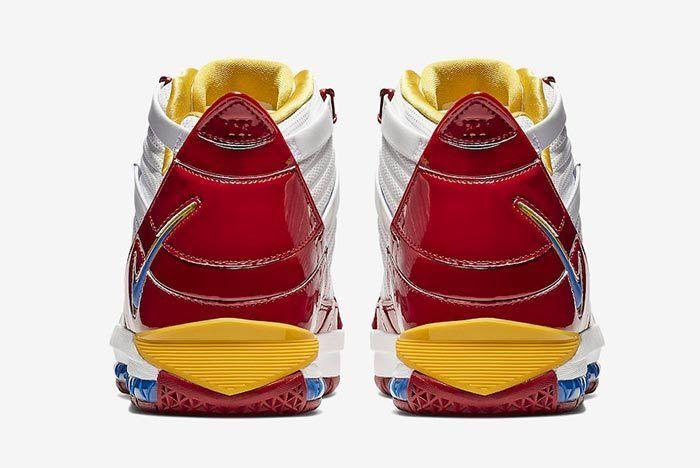 Nike Lebron 3 Superbron 4