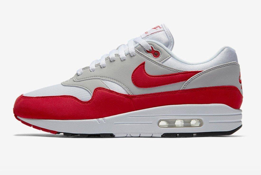 Nike Air Max 1 Og Retro University Red 7
