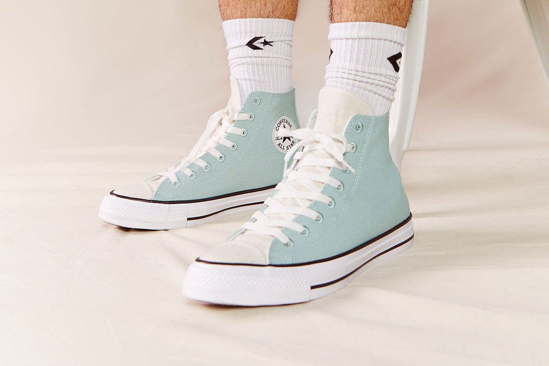 Converse Renew Cotton Chuck Taylor On Foot