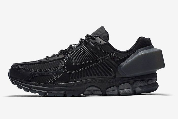 A Cold Wall Nike Zoom Vomero 5 Black Release Date Price