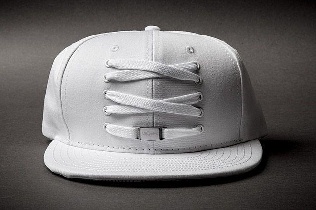 Lacer Af1 Hat Wht 6