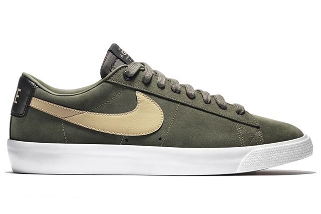 Grant Taylor Nike Sb Blazer 1