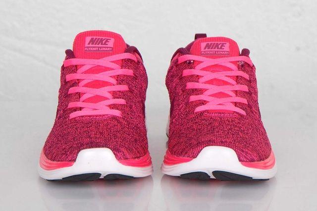 Nike Flyknit Lunar1 Pink Flash 6