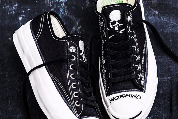 Mastermind Japan Converse Jack Purcell Sneaker Freaker