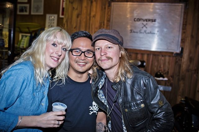 Deus Ex Machina Converse First String Sydney Launch Recap 27