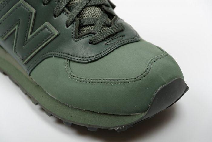 New Balance 574 Military Green 2
