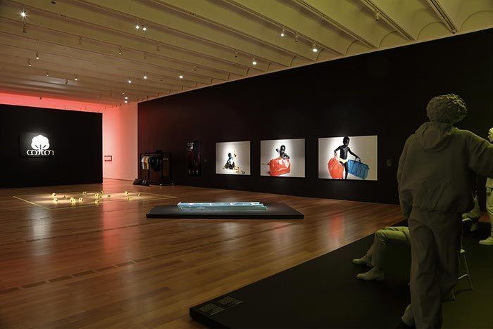Virgil Abloh Figures Of Speech Exhibition Tryptic