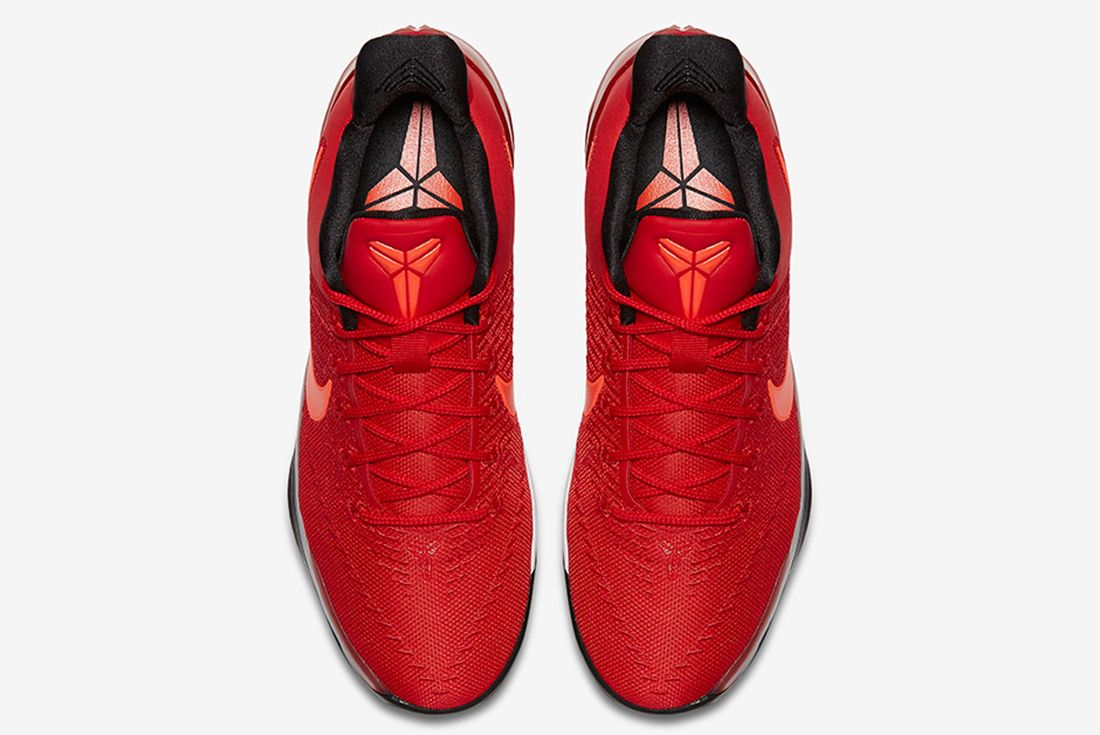 Nike Kobe A D  University Red 5
