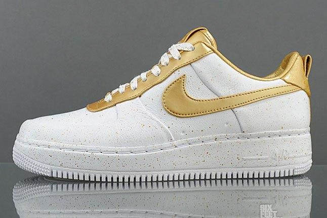 Gold Air Force 1 1