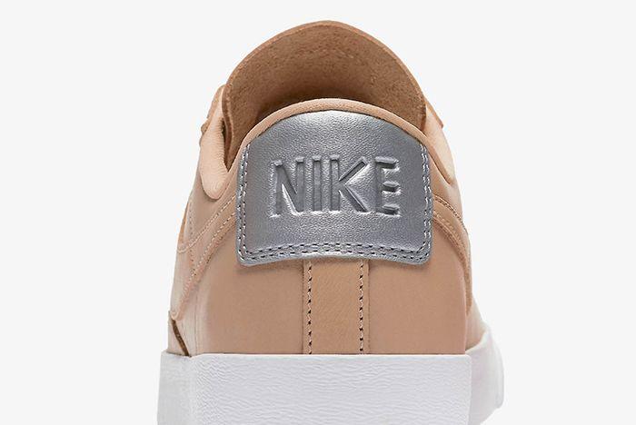 Nike Blazer Low Vachetta Tan 4