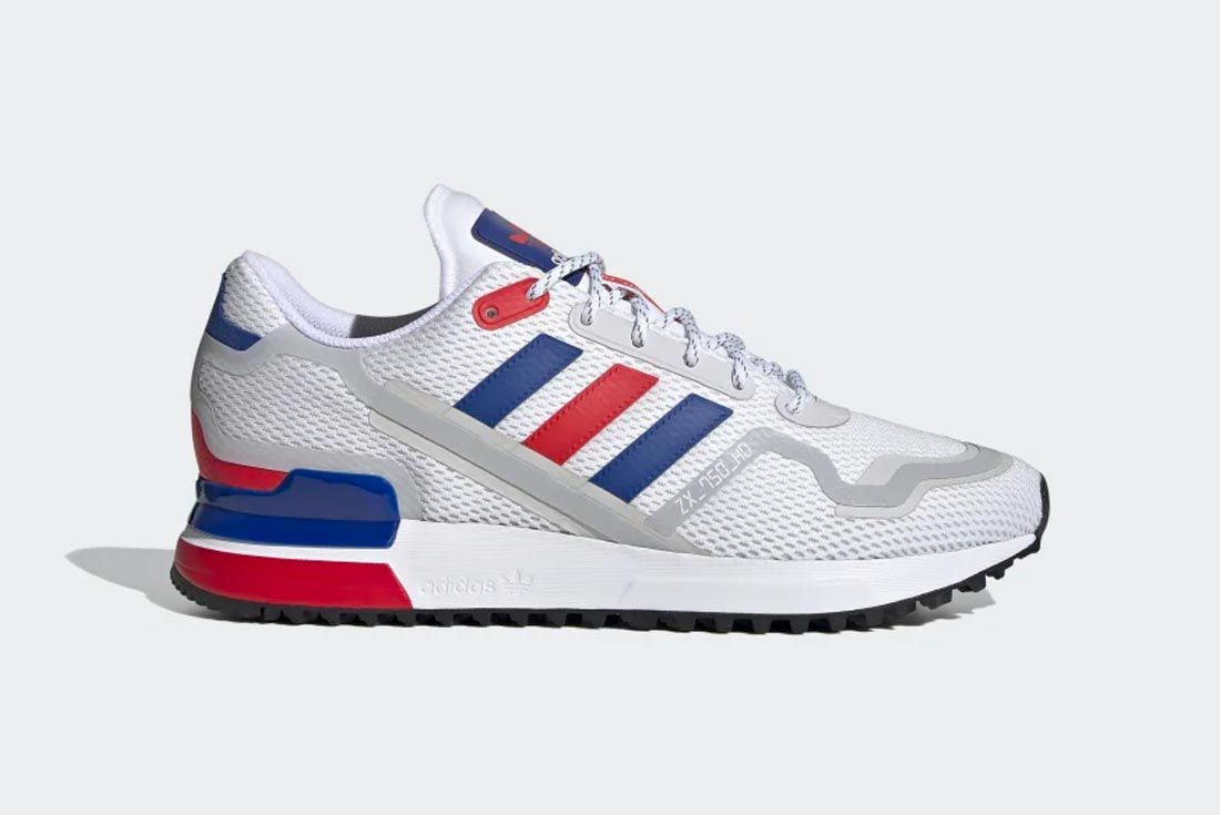 carga Inconsistente ganador  The adidas ZX 750 HD Reps the Red, White and Blue - Sneaker Freaker