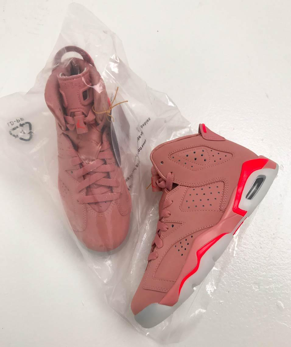 Air Jordan Friends And Family Millenial Pink