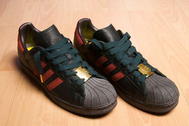 Dean Morris Adidas Superstar 9 1