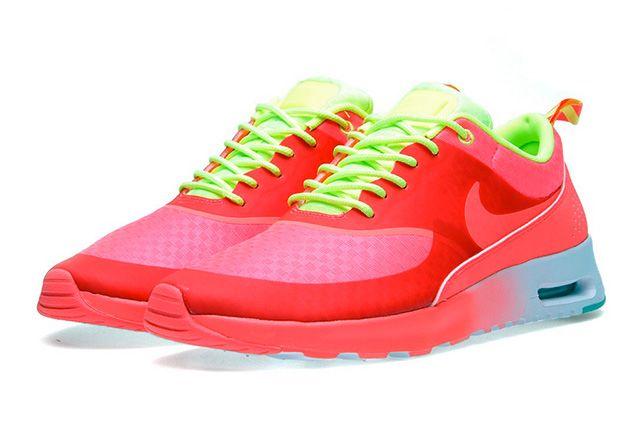 Nike Air Max Thea Woven Qs Pack Atmoic Red