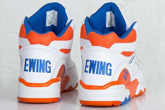 Ewing Athletics Guard Knicks 3
