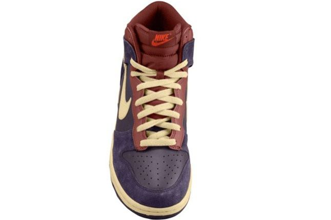 Nike Dunk Hi Port Wine Birds Eye 1