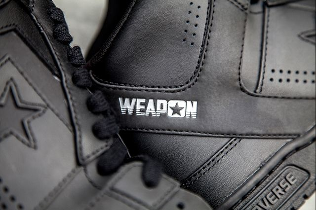 Converse Weapon 86 Mid 4