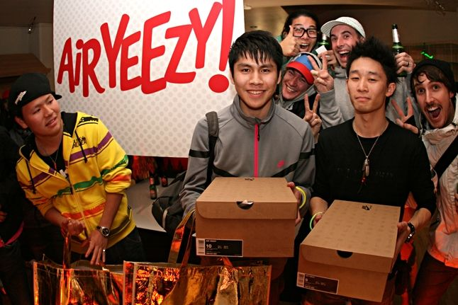 Nz Yeezy Launch 1