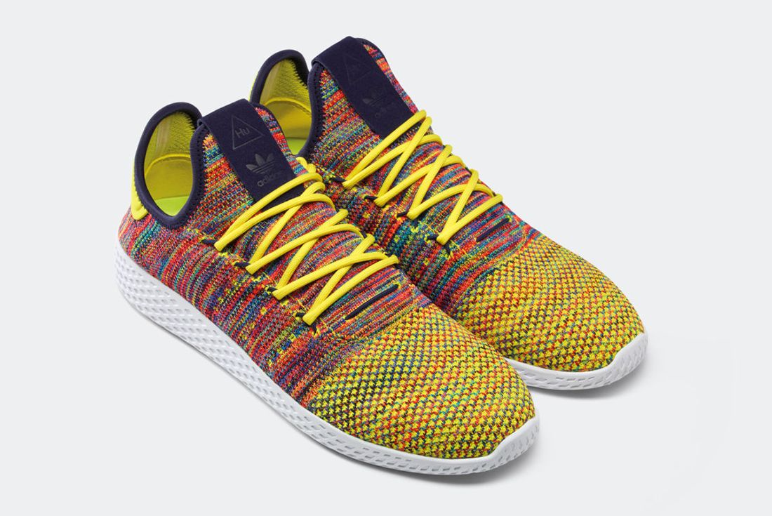 Pharrell X Adidas Tennis Hu 4
