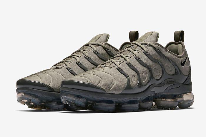 Nike Vapor Max Plus Dark Stucco At5681 001 Release Date 4 Sneaker Freaker