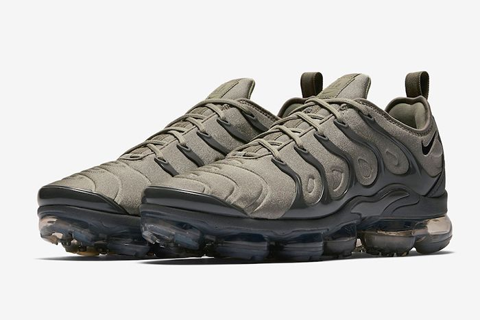 Nike Vapor Max Plus Dark Stucco At5681 001 Release Date 4 Sneaker Freaker