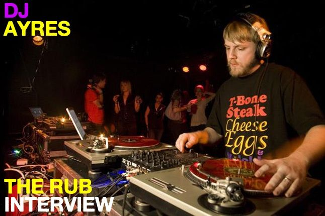 Dj Ayres The Rub Interview 4
