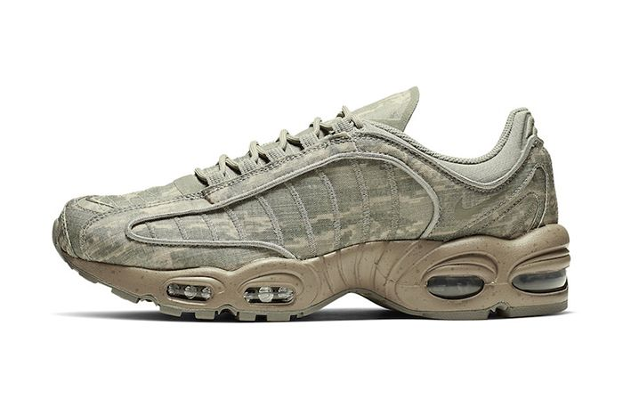 Nike Air Max Tailwind 4 Camo Bv1357 001 Release Date Lateral