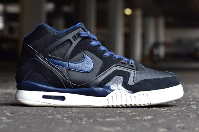 Nike Air Tech Challenge Ii Burgundy Navy Releases 7