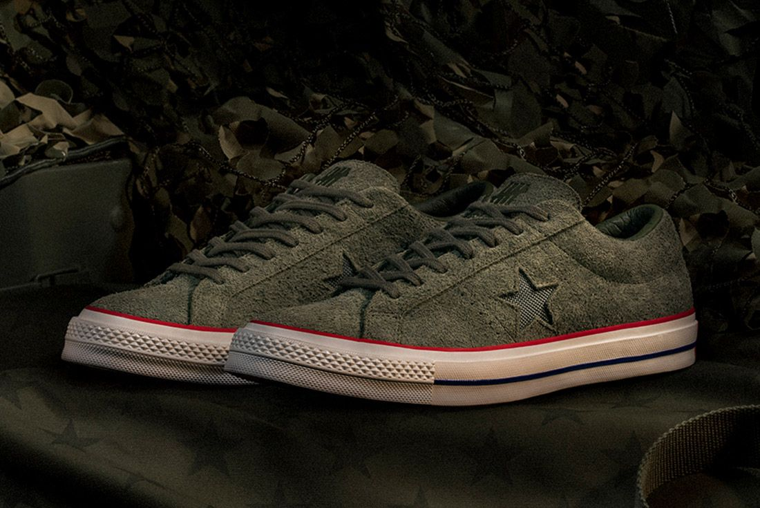 Converse Undefeated One Star Suede 10