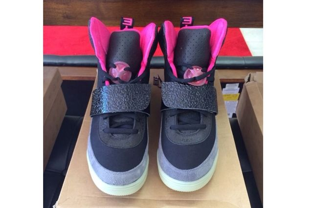 Nike Air Yeezy Full Collection Auction 7