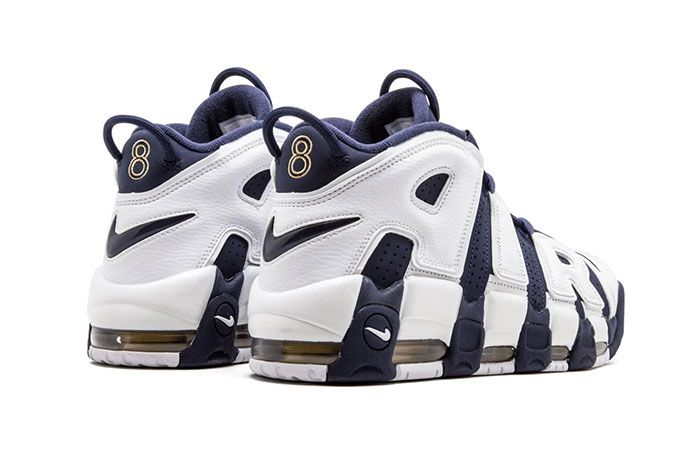 Nike Air More Uptempo Olympic Heel