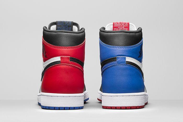Air Jordan 1 Top Three 4
