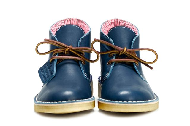 Herschel Clarks Desert Boot 2