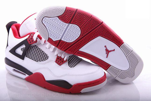 Air Jordan 4 Fire Red 04 1