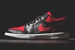 Air Jordan 1 Low Gym Red 1