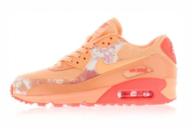 Nike Wmns Air Max 90 Sunset Glow 1