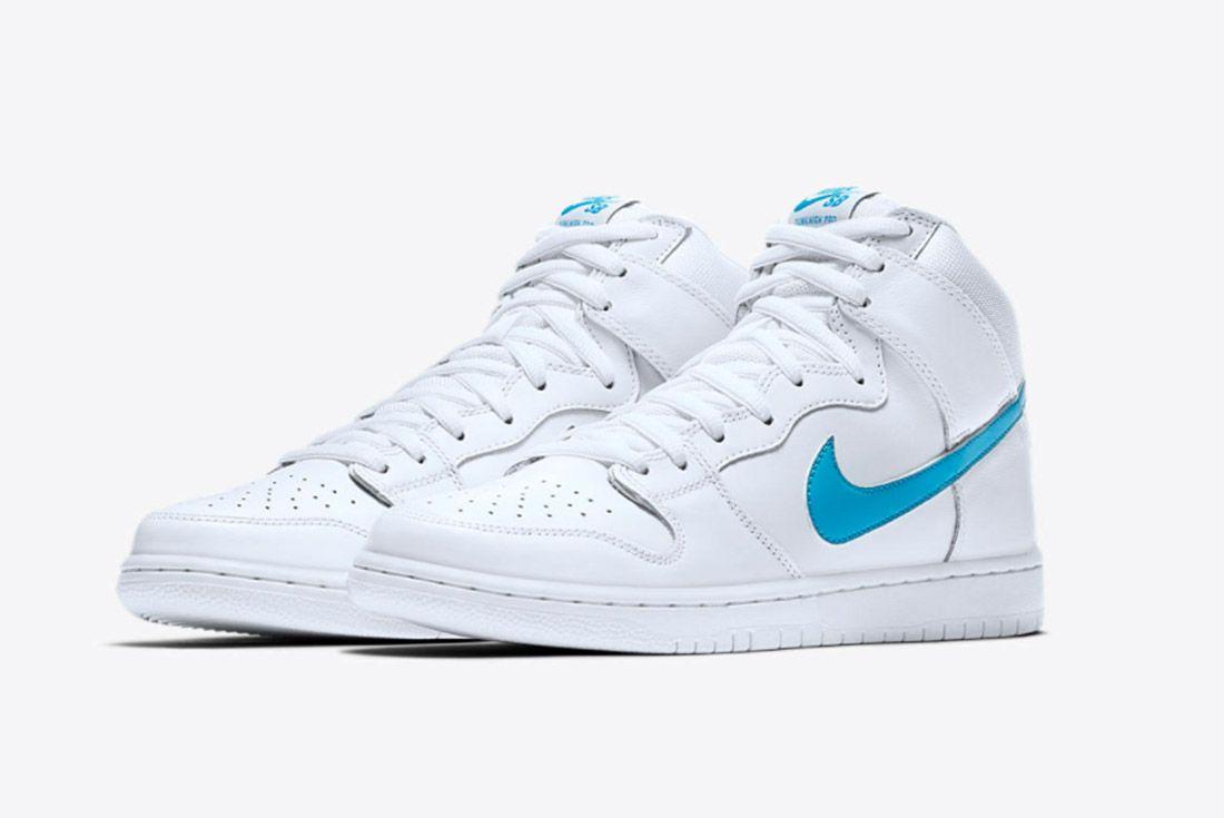 Nike Sb Dunk High Mulder 2