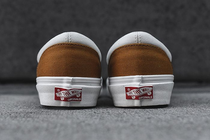 Vans Vault Golden Brown 3