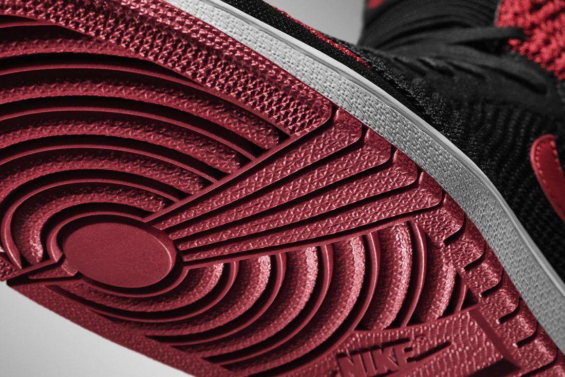 Air Jordan 1 Flyknit 3
